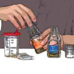 """Lietuvos antidopingo agentūra informuoja ir teikia praktinius patarimus sportininkams dėl WADA tyrimo dėl """"Berlinger"""" saugos butelių."""